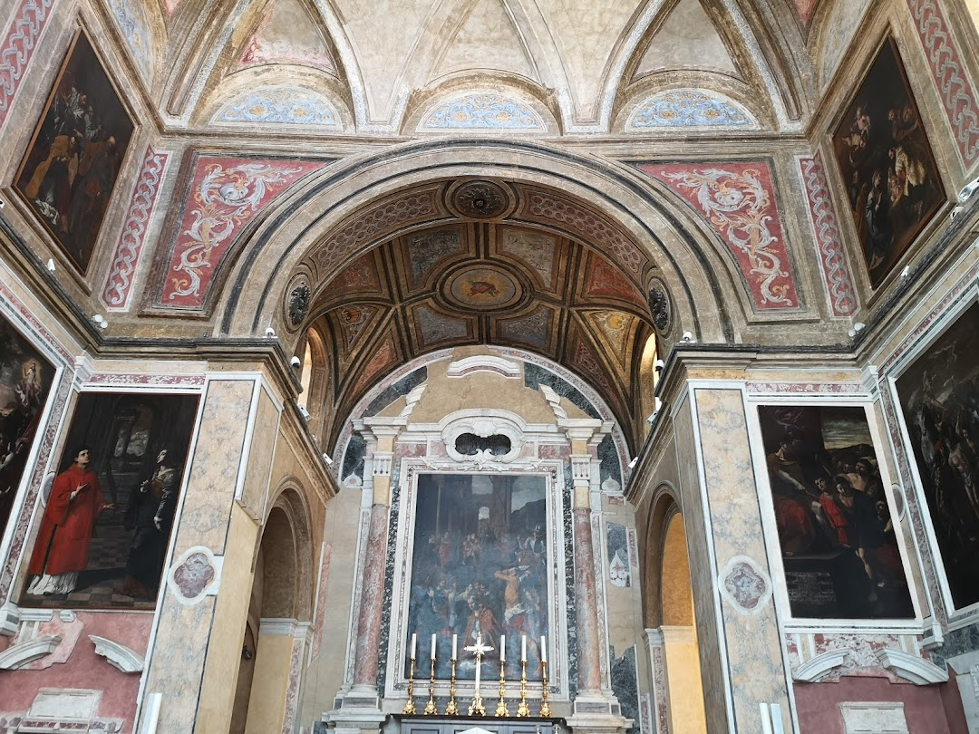 Duomo di Pozzuoli - Cattedrale di San Procolo Martire - Tempio di Augusto