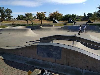 Sunken Gardens Skate Park