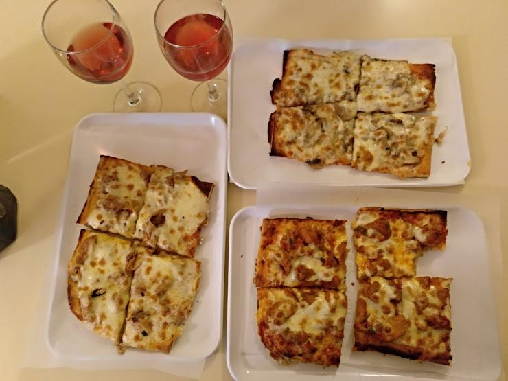 Pizzería Lucania II Carrer de Terol, 29-33, 08012 Barcelona