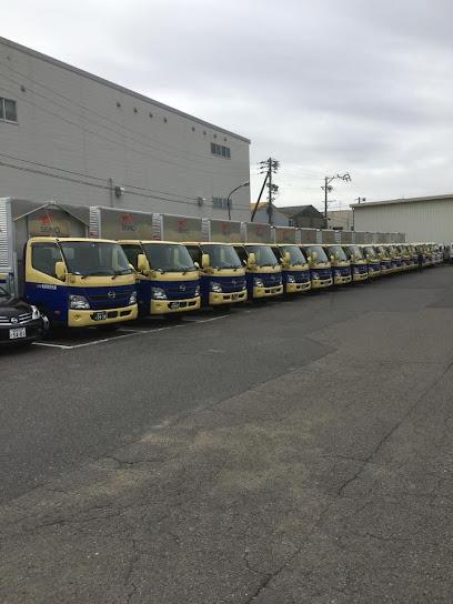 Hokkaido Seino Transportation Co., Ltd. Asahikawa Branch