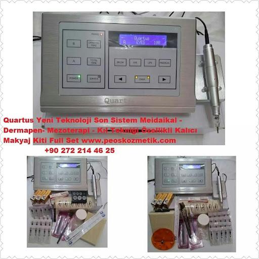 QUARTUS Lazer Sistemleri & Güzellik Ekipmanları