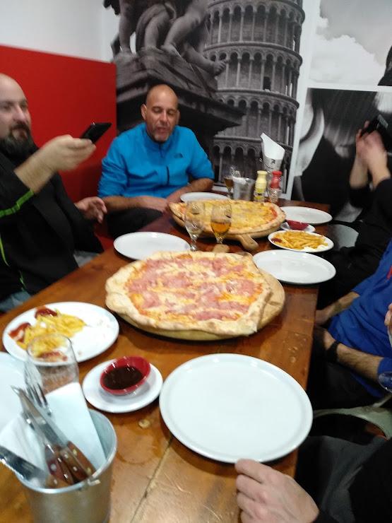 Pizza da Marco Carr. de Palamós, 114, 17460 Celrá, Girona