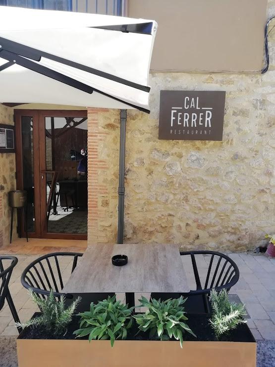 Restaurant Cal Ferrer Carrer Major, 13, 17750 Capmany, Girona