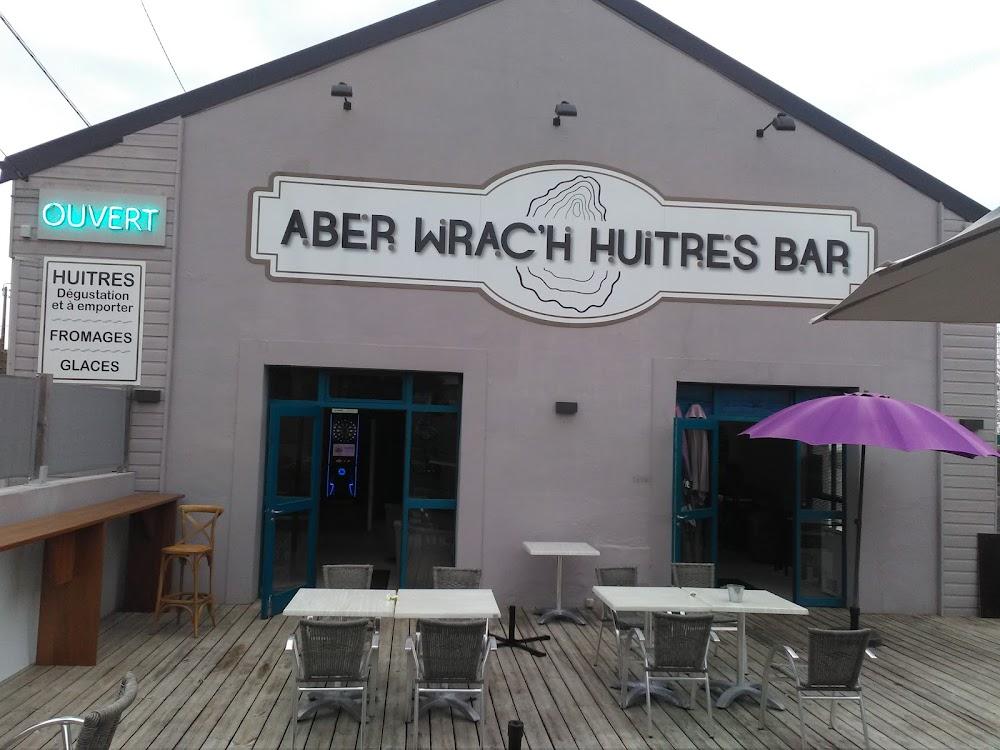 photo du resaurant ABER WRAC'H BAR HUITRES Finistere Bretagne