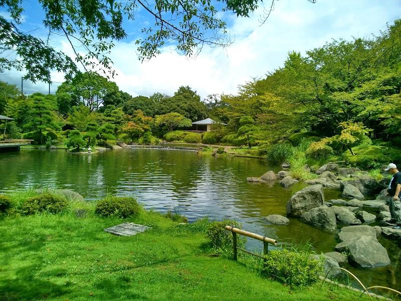 公園 行船 行船公園(平成庭園・源心庵) 江戸川区ホームページ