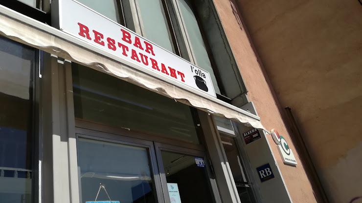 Restaurante la Olla Carrer del Dr. Junyent, 8, 08500 Vic, Barcelona