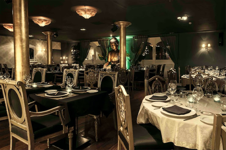 Elephant Restaurant & Lounge Carrer de Pau Claris, 92, 08010 Barcelona