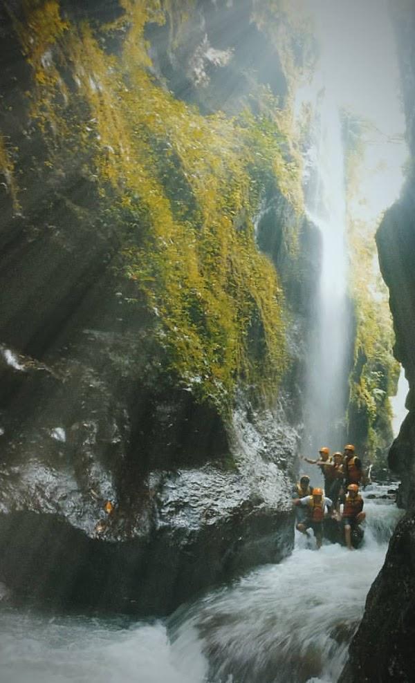Ranto Canyon