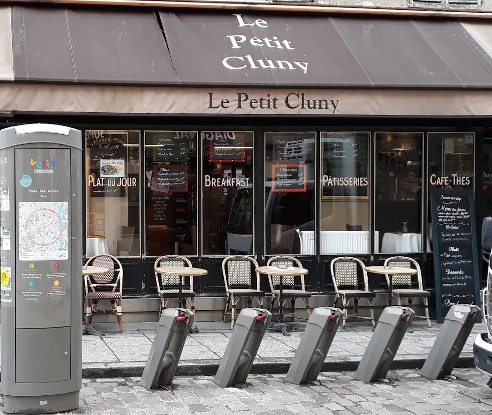 photo du resaurant Le Petit Cluny