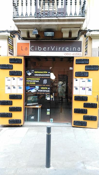 Empresa CiberVirreina Informática