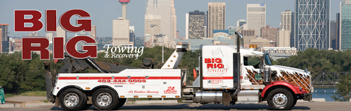 Towing Service Big Rig Towing and Recovery in Calgary (AB) | AutoDir