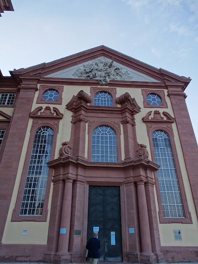 Mannheim Palace Church