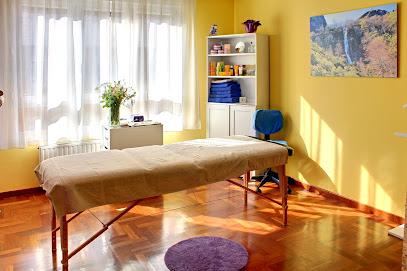 imagen de masajista Centro de Masaje Sandra Fernández Blanco