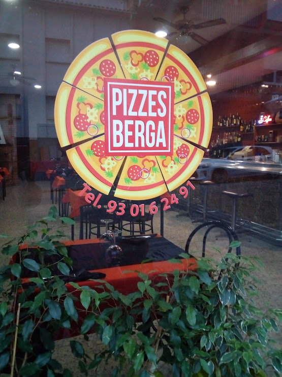 Pizzas Berga Carretera de Ribes, 35, 08600 Berga, Barcelona