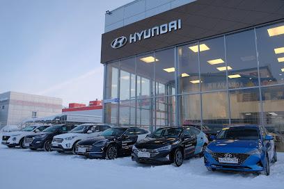 Автосалон Сибкар Север, официальный дилер Hyundai