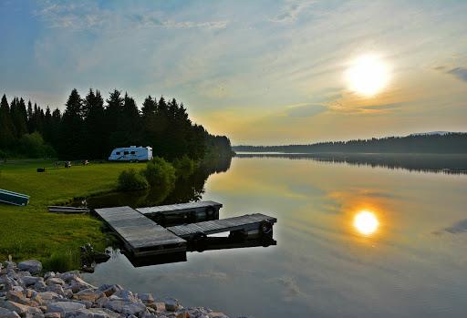 Camping Camping De La Réserve Faunique De Matane à Saint-René-de-Matane (QC) | CanaGuide