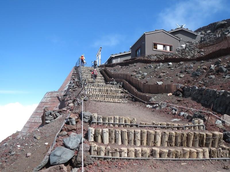 富士山天拝宮
