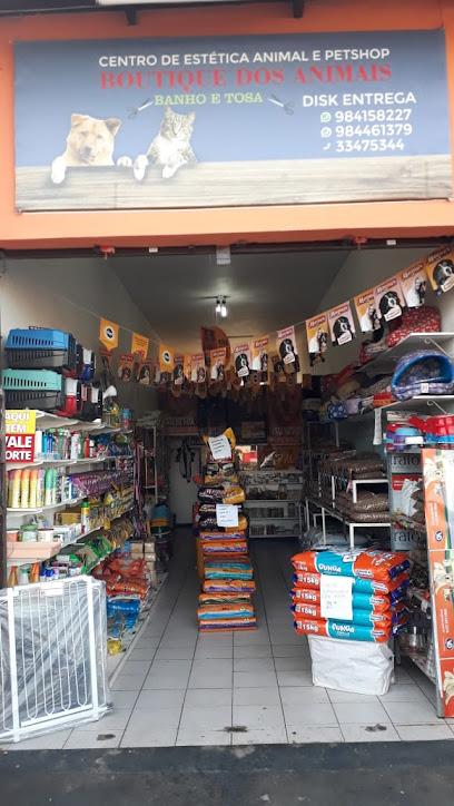 Pet Shop Boutique dos Animais