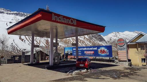 Petrol Pump Kaza, Lahul & Spiti, himachal pradesh, India ...