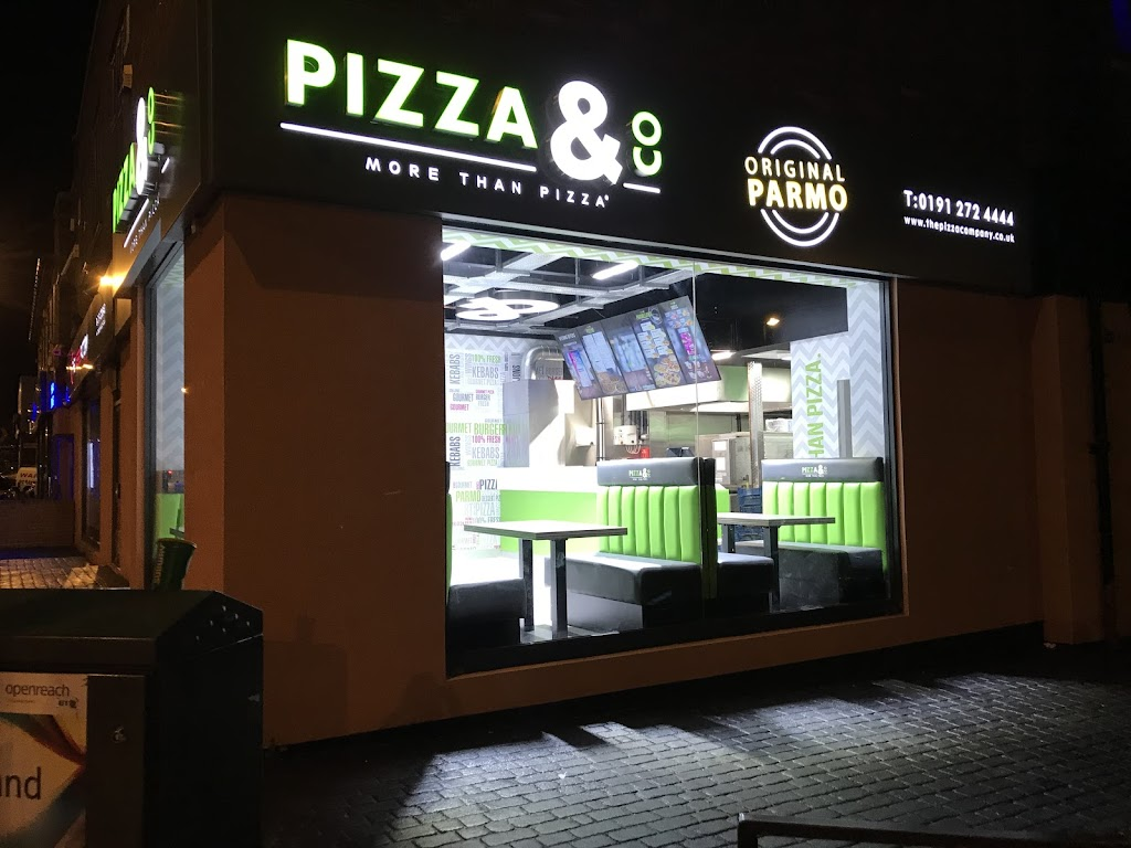 Pizza & Co Westroad