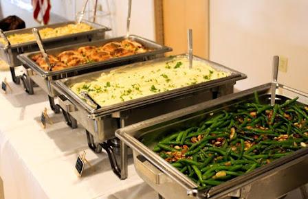 Chef Susan LeClair , Santini Catering