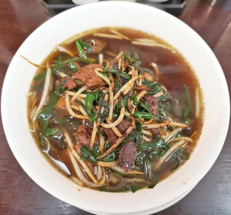 上海料理 来々軒