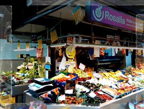 Frutas y Verduras Rosalía