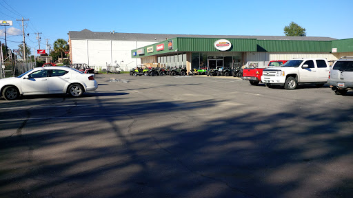 Motorcycle Dealer «Rock Hill Powersports», reviews and photos, 808 Riverview Rd, Rock Hill, SC 29730, USA