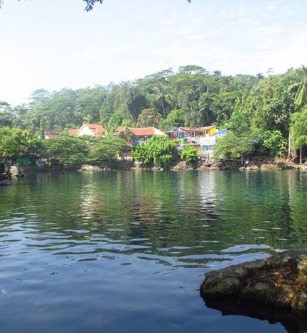 Obyek Wisata Talaga Herang