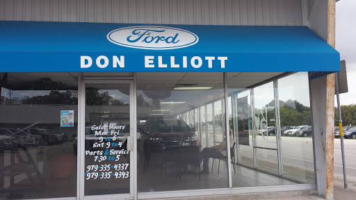 Ford Dealer «Don Elliott Ford», reviews and photos