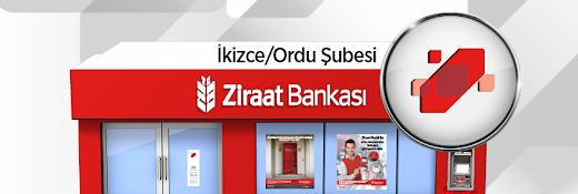 Ziraat Bankası İkizce/Ordu Şubesi