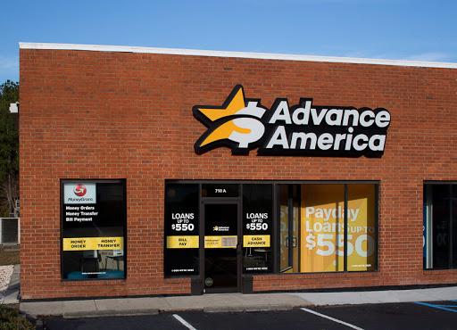 Advance America in Detroit, Michigan