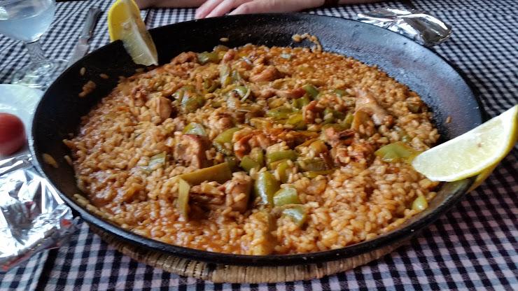 Restaurant El Caliu Ctra. de Monistrol, KM. 19,500, 08212 Sant Llorenç Savall, Barcelona