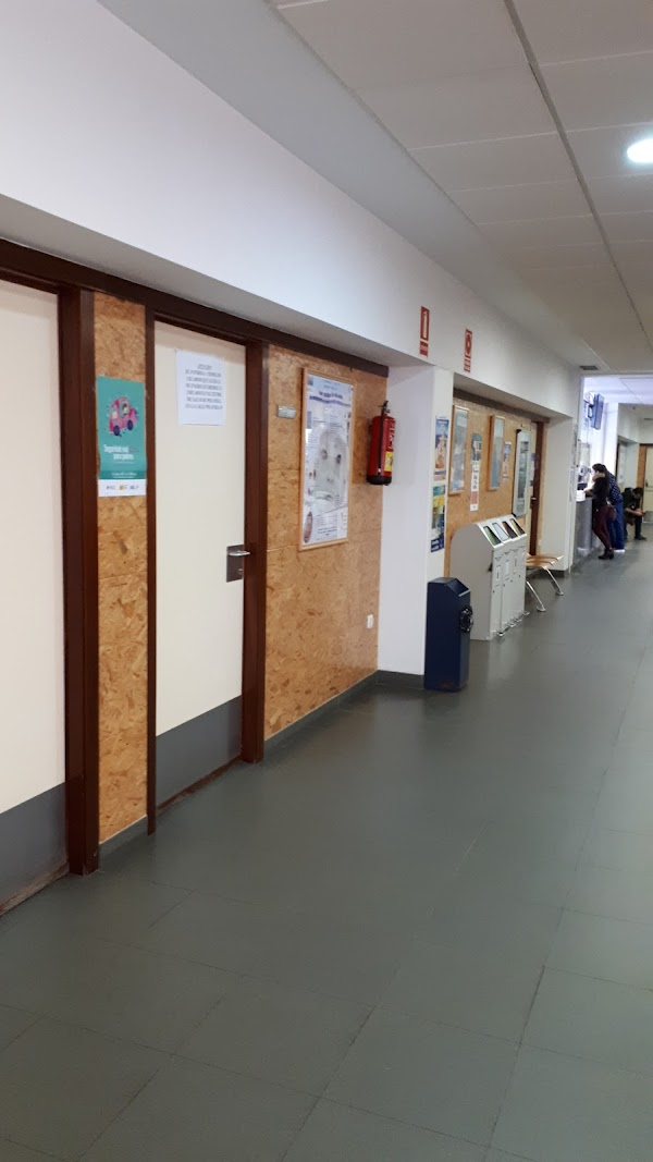 Centro de Salud Zona Centro