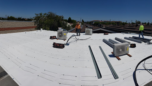 Sunny Roofing in Los Angeles, California