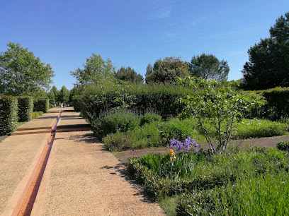 English landscape garden of Collette