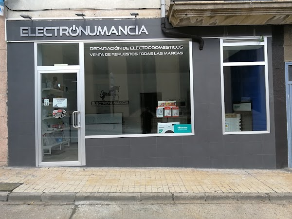 Electronumancia