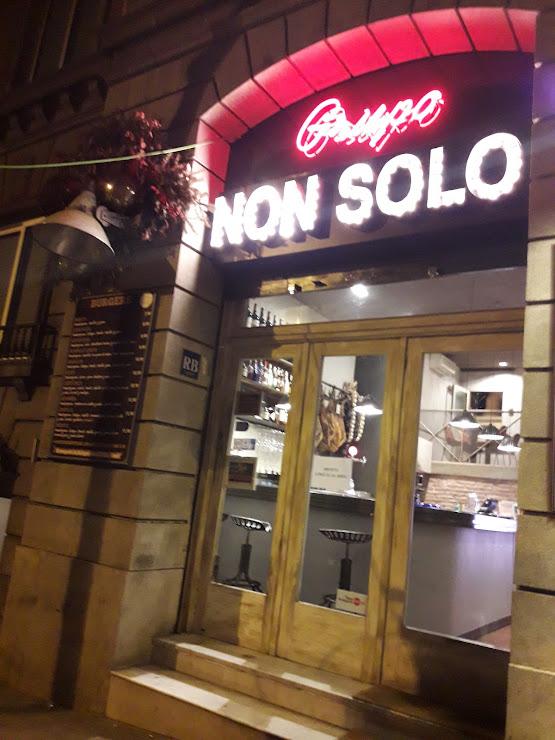 Grupo Non Solo Santaló Carrer de Santaló, 103, 08021 Barcelona