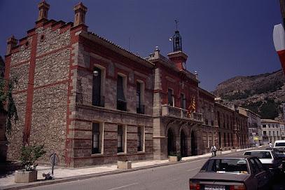 TOWN HALL OF ARAGON ALHAMA