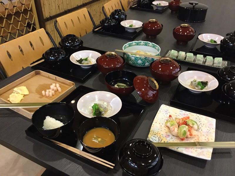 幸菜庵(茶懐石料理教室・和菓子教室)