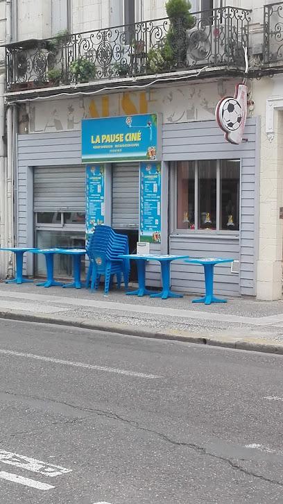 photo du restaurant La Pause Ciné
