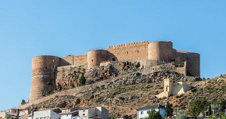 Castillo de los Luna de Mesones de Isuela
