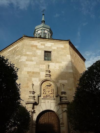 Ermita de Jesús Nazareno o Capilla del Cristo