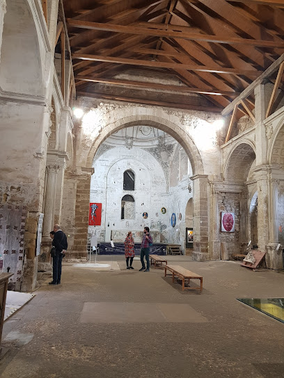 Iglesia de San Lorenzo - Fundación Huerta de San Antonio