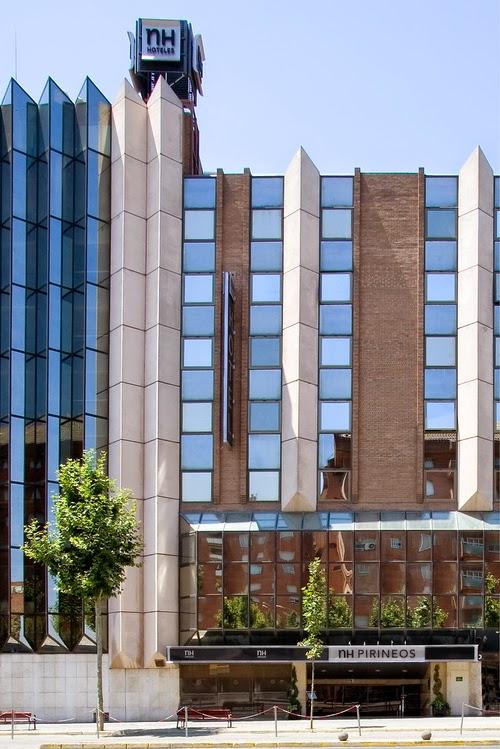 Hotel NH Lleida Pirineos