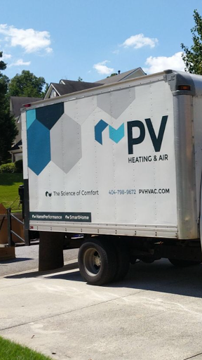 HVAC Contractor «PV Heating and Air», reviews and photos