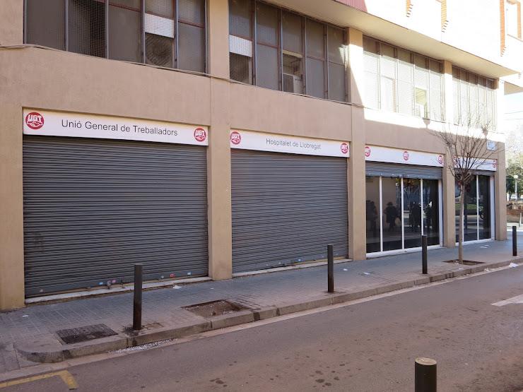 UGT Catalunya Rambla de la Marina, 429-431, 08901 L'Hospitalet de Llobregat, Barcelona