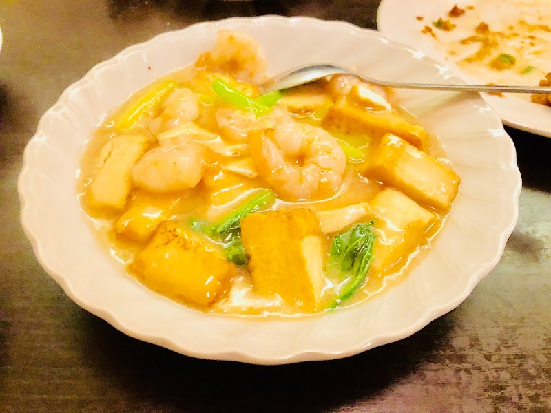 奇楽 中華厨房