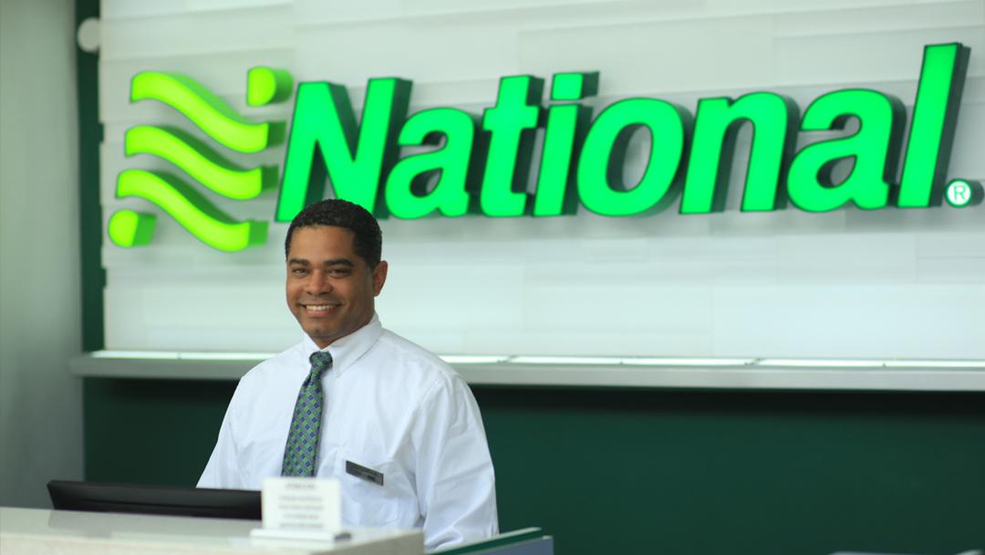 National Car Rental Taller Santo Domingo Motors
