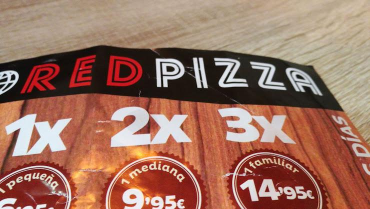 Red Pizza Carrer Riera Basté, 3, 08830 Sant Boi de Llobregat, Barcelona